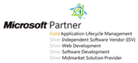 Microsoft Gold and Silver Certified Partner
