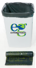 Bio-degradable Bin Liner 110-125 Lt